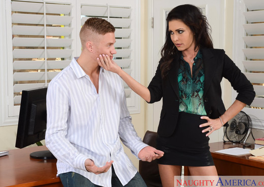Jessica Jaymes - Naughty Office - Hardcore TGP
