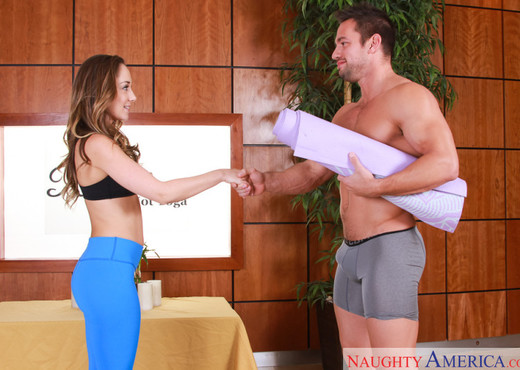Remy LaCroix - Naughty Athletics - Hardcore Image Gallery