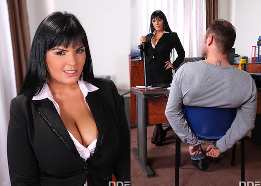 Jasmine Black - Prong Of The Perp! - Boobs Picture Gallery