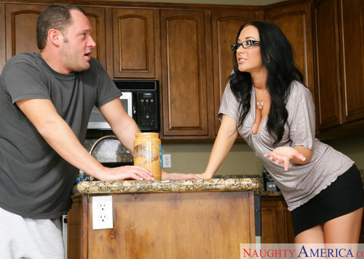 Jayden Jaymes - My Sister's Hot Friend - Hardcore TGP