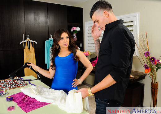 Jynx Maze - I Have a Wife - Hardcore Hot Gallery