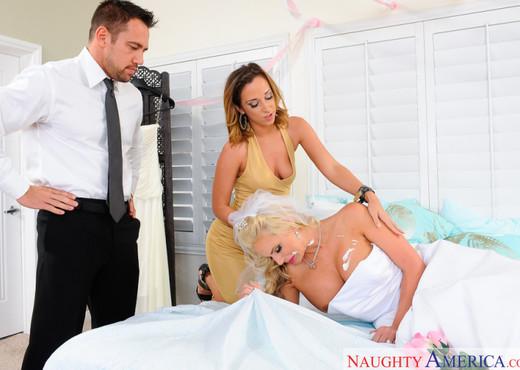 Jada Stevens & Phoenix Marie - Naughty Weddings - Hardcore Image Gallery