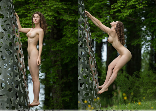 Sculptured - Vika A. - Femjoy - Solo Image Gallery
