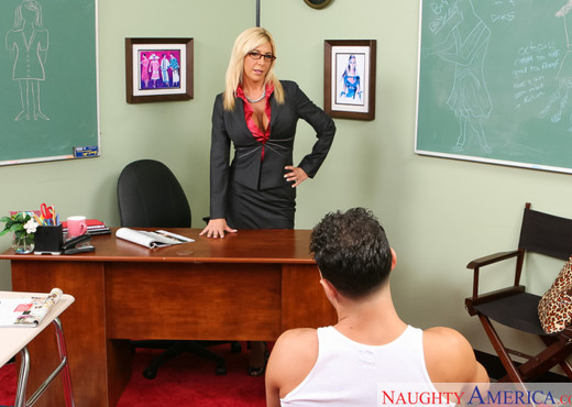 Misty Vonage - My First Sex Teacher - Hardcore Sexy Gallery