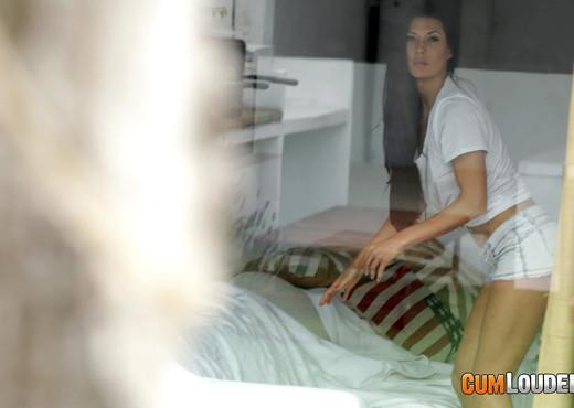 Alexa Tomas - Voyeur - Hardcore Nude Pics