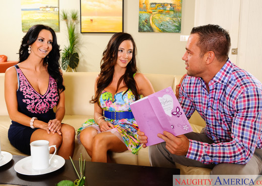 Ariella Ferrera & Ava Addams - My Friend's Hot Mom - MILF Hot Gallery