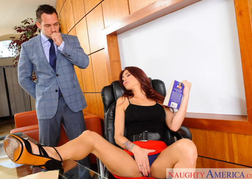 Monique Alexander - Naughty Office - Hardcore Sexy Photo Gallery