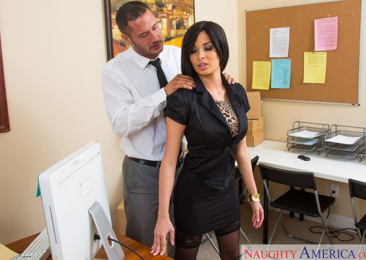 Anissa Kate - Naughty Office - Hardcore Porn Gallery