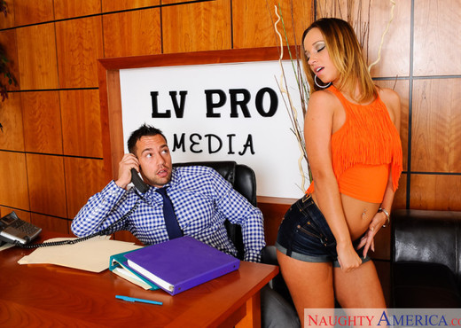 Jada Stevens - Naughty Office - Hardcore Sexy Photo Gallery