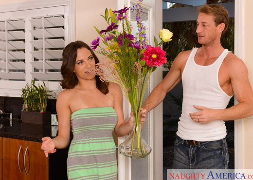 Lily Love - I Have a Wife - Hardcore Image Gallery
