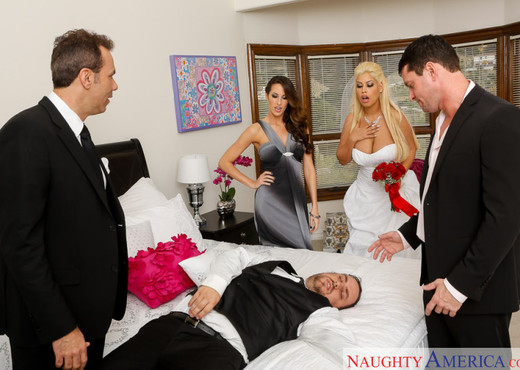 Bridgette B. - Naughty Weddings - Hardcore Nude Gallery