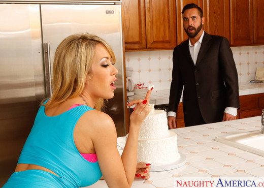 Capri Cavanni - Naughty Weddings - Hardcore TGP