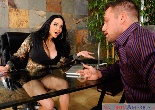 Amy Anderssen - Naughty Office - Hardcore Sexy Photo Gallery