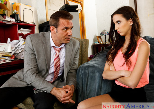 Belle Knox - Naughty Bookworms - Hardcore HD Gallery