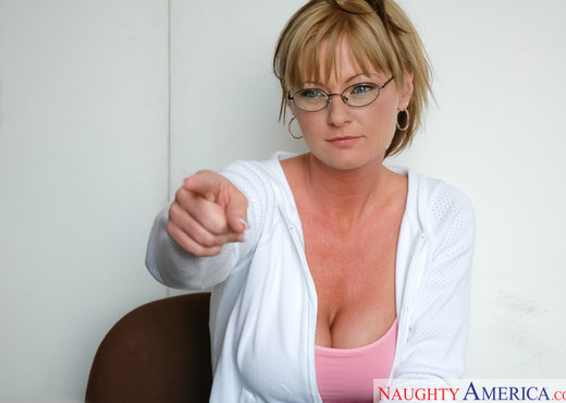 Mrs. Wesley #2 - My First Sex Teacher - Hardcore Picture Gallery