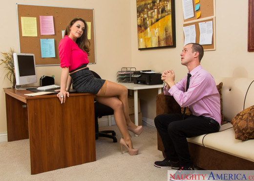 Chanel Preston - Naughty Office - Hardcore HD Gallery
