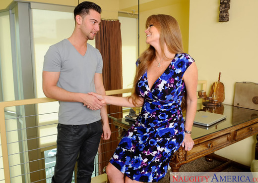 Darla Crane - Seduced By A Cougar - MILF Image Gallery