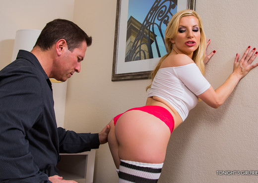 Ashley Fires - Tonight's Girlfriend - Anal Hot Gallery
