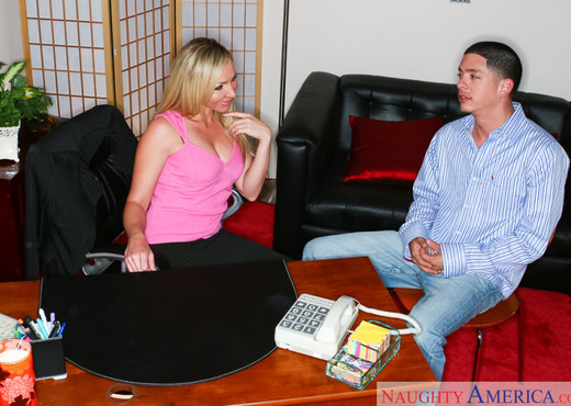 Lisa DeMarco - My First Sex Teacher - Hardcore Porn Gallery