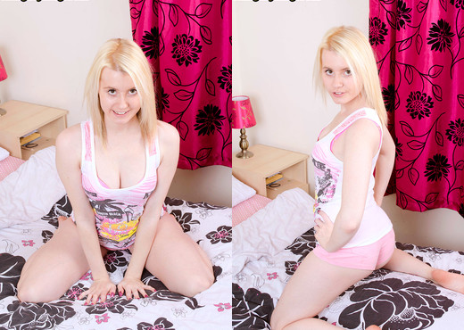 Miss Brook - Summer Fling - Naughty Mag - Amateur Sexy Photo Gallery