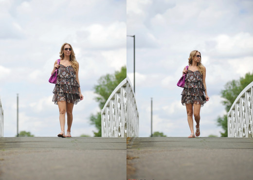 Hayley Coppin - Relaxing - Girlfolio - Solo Nude Pics