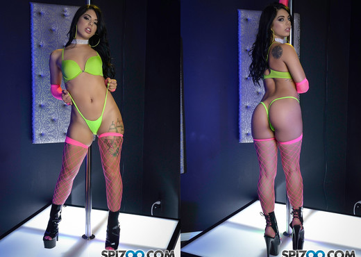Gina Valentina Stripper Experience - loves to Suck big cock - Blowjob Porn Gallery