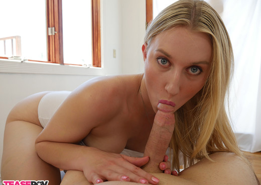 Riley Reyes: Not Allowed To Cum - Tease POV - Blowjob Nude Gallery