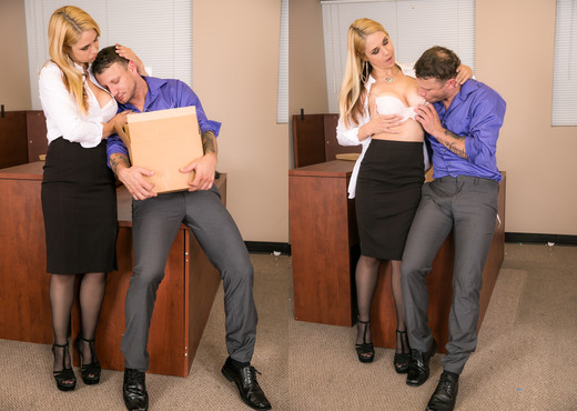 Sarah Vandella - Big Tit Office Chicks #03 - Hardcore Sexy Gallery