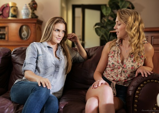 Ryan Ryans, Zoey Taylor - Lesbian Babysitters #14 - Lesbian HD Gallery