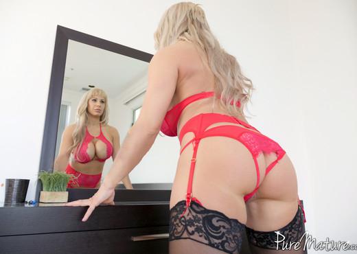 Alyssa Lynn - Blackmailing Son - Pure Mature - MILF HD Gallery