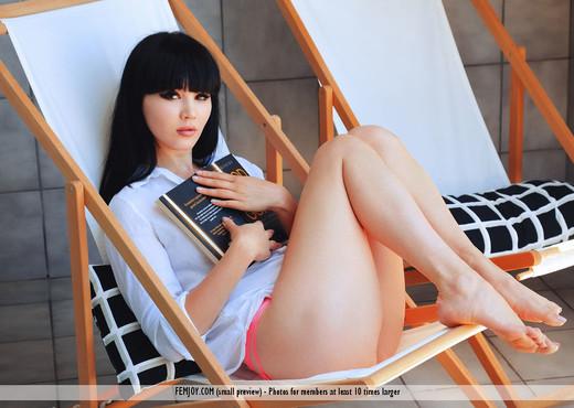 Vacation - Malena F. - Femjoy - Solo Nude Gallery