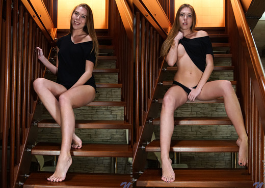 Mary Anne - Stairway - Nubiles - Teen Hot Gallery