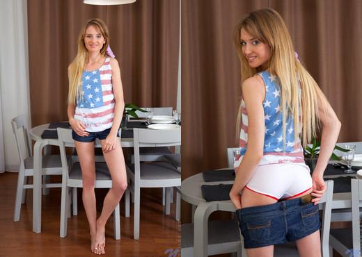 Angelika - Tiny Shorts - Nubiles - Teen Porn Gallery