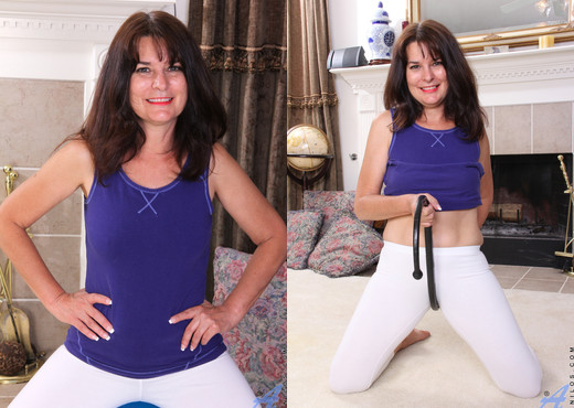 Shelby Ray - Keeping Fit - Anilos - MILF Porn Gallery