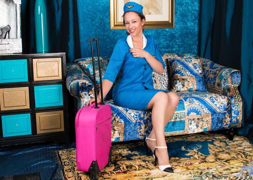 Claire Adams - Flight Attendant - Anilos - MILF Image Gallery