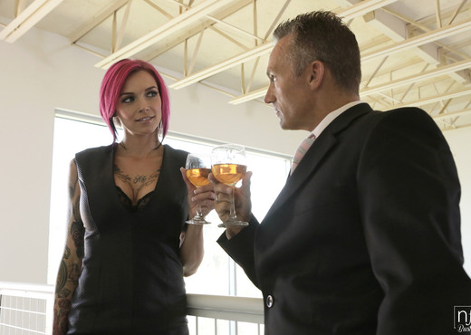 Anna Bell Peaks, Marcus London - Leather Submission - Hardcore Hot Gallery