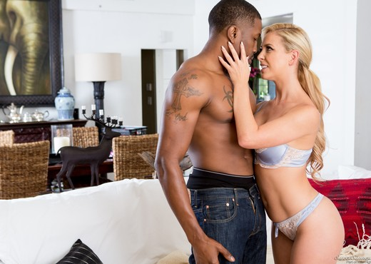 Cherie DeVille - Interracial Family Needs #02 - Interracial Sexy Photo Gallery