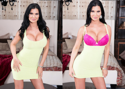 Jasmine Jae - Two Holes Filled - ScoreLand - Boobs Picture Gallery