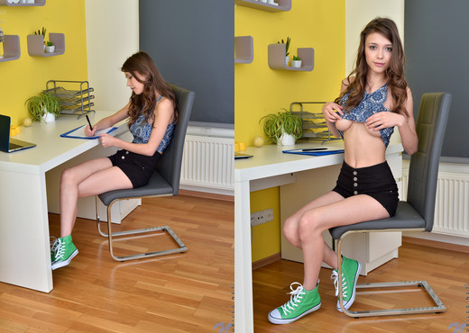 Mila Azul - Teen Dream - Nubiles - Teen HD Gallery