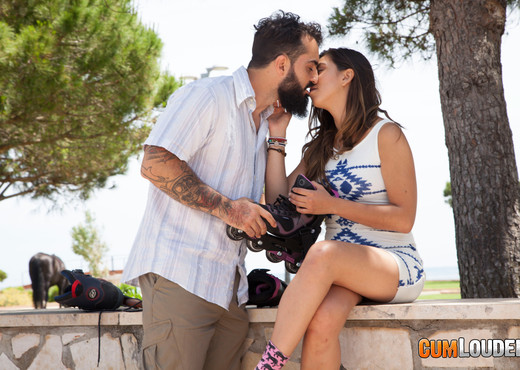 Frida Sante - Healing passion - CumLouder - Hardcore Hot Gallery