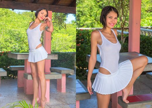 Nataly Leon - Short Skirt - Nubiles - Teen Sexy Gallery