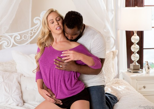 Cherie DeVille - Interracial Family Needs #02 - Interracial Porn Gallery
