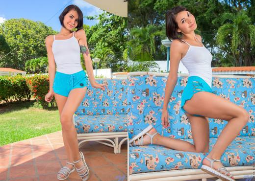 Nataly Leon - Tiny Teen - Nubiles - Teen Porn Gallery