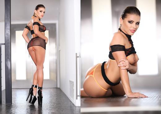 Adriana Chechik - Squirting Adriana's Double-Anal Orgy - Hardcore TGP