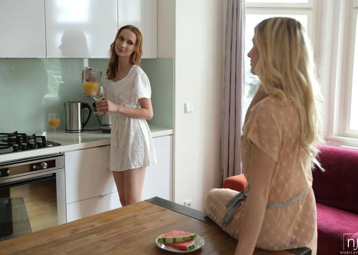 Alecia Fox, Chelsy Sun - Taste Of Summer - Nubile Films - Lesbian Image Gallery