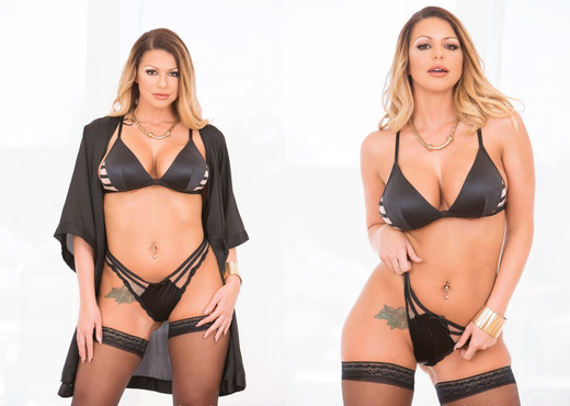 Brooklyn Chase Anal, In Your Big Tit MILF Fantasies - Anal Nude Gallery