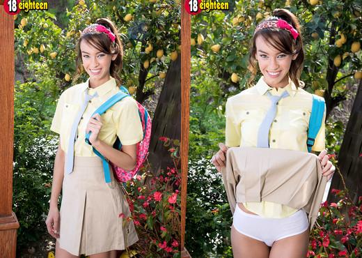 Charity Crawford - After School Special - 18eighteen - Teen HD Gallery