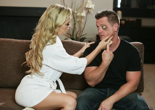 Cherie DeVille - Damsel In Distress - Fantasy Massage - Hardcore Sexy Gallery