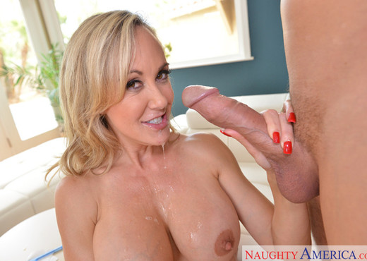 Brandi Love - Seduced By A Cougar - MILF Hot Gallery