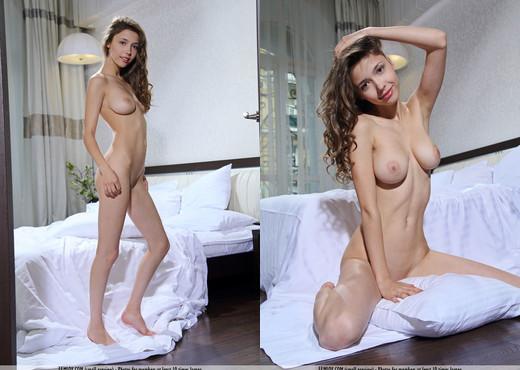 Come Over - Milla D. - Femjoy - Solo Nude Pics